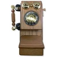 Golden Eagle Country Wood Phone OAK