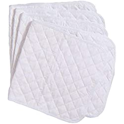 Tough 1 Basic Quilted Leg Wraps 16In