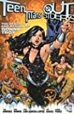 Front cover for the book Teen Titans: The Death and Return of Donna Troy by Phil Jimenez