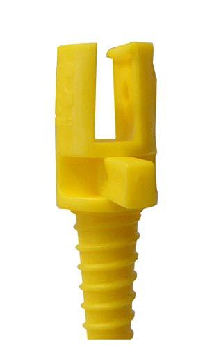 4er Set zum Verschluss stopfen Ideale Silikonspritze Kartuschenpresse /& Kartuschenpistole Erg/änzung Sauber Meister Kartuschenspitzen Stopfer TubenASS