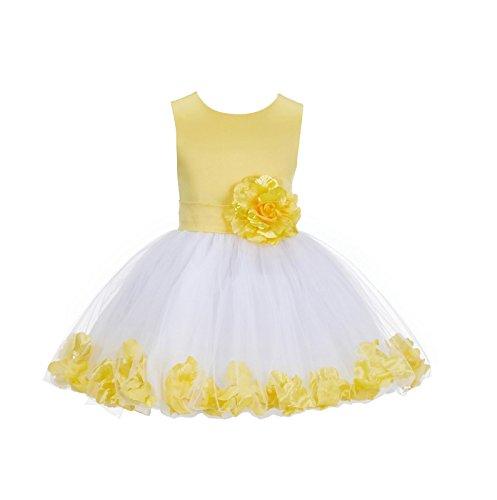 beautiful yellow quinceanera dresses - 1