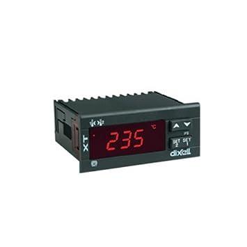 Termostato digital dixell xt110 C 5 C0pu 12 V Regulador Control Temperatura