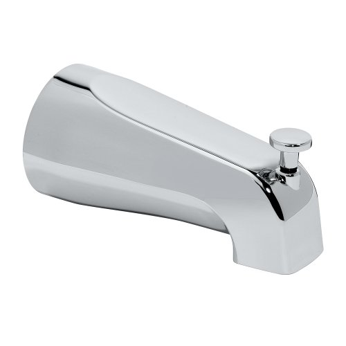 American Standard 022650-0020A Diverter Tub Spout, Polished Chrome (Diverter Chrome 0020a)