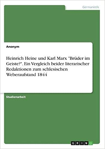 schlesischer weberaufstand 1844