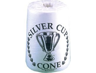 Silver Cup Cone Chalk (Case of Six) by Silver Cup