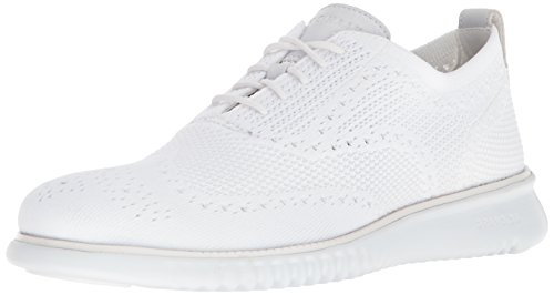 Cole Haan Mens 2.0 Zerogrand Stitchlite Oxford Optic White 3BYdSk