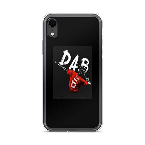 iPhone XR Pure Clear Case Cases Cover Pogba