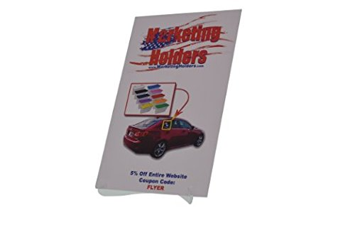 Marketing Holders Small Collapsible Easel (pack of 6) by Marketing Holders (Image #2)