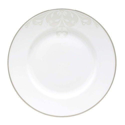(Lenox Opal Innocence Scroll Dinner Plate)