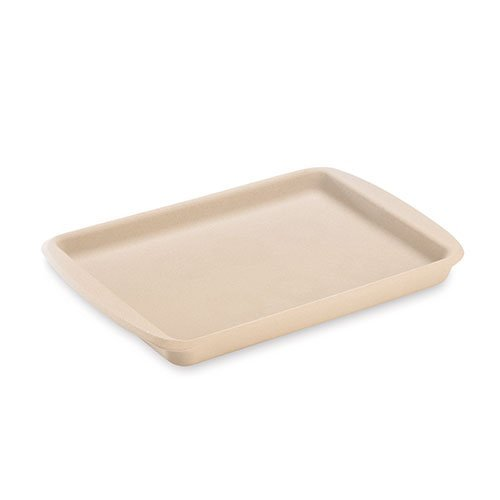 Pampered Chef Medium Stoneware Bar Pan 11 1/2 inch x 7 3/4 inch