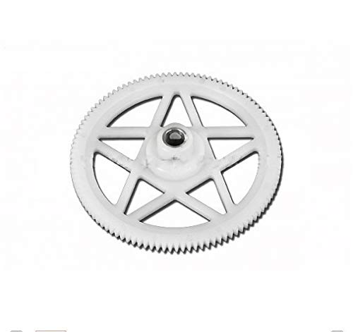 (Yoton Accessories 450 Helicopter Part Tarot Tail Drive Main Gear with Aluminium Collar 1 Piece TL1220-03)