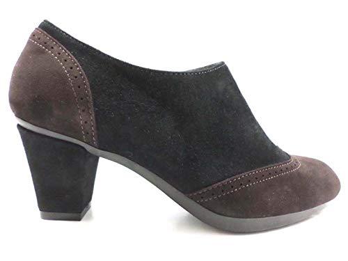 - GUIDO SGARIGLIA Boots Womens Suede Black