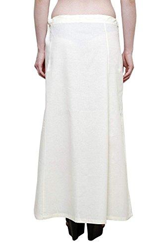 Beige Femme Jupe Crme Taille Unique Beige Whitewhale RUzBPT