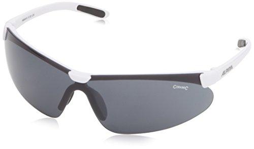 Alpina Drift Sunglasses - White by - Sunglass Alpina