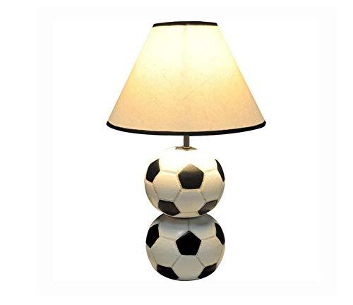 Amazon.com: Lámpara de mesa de resina de estilo retro para ...