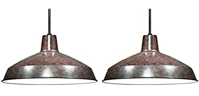 Nuvo Lighting SF76/662 Warehouse Shade, Old Bronze (Old Bronze 2)