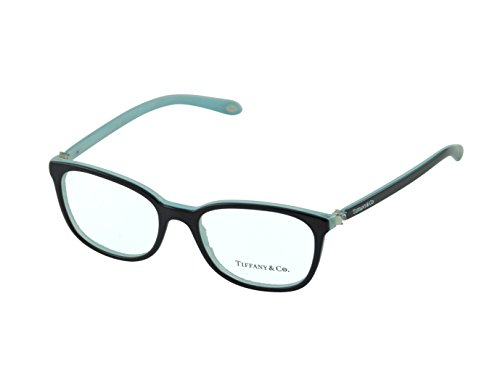 Tiffany & Co. TF2109HB - 8193 Eyeglass Frame BLACK/STRIPED BLUE ()