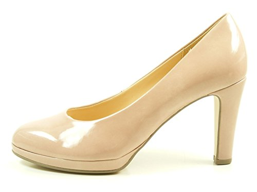 De 71 270 Rosa Gabor Zapatos Corte 8gwtOqC