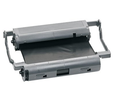 Officemax Black Fax Cartridge, Compatible with Brother PC-201 (Compatible Pc201 Fax Cartridge)