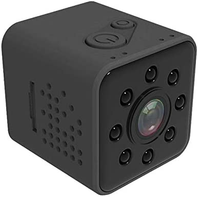 JINGZ SQ23 Ultra-Mini DV Pocket WiFi 1080P 30fps Digital Video Recorder 2.0MP Camera Camcorder with 30m Waterproof Case Color : Red Support IR Night Vision Durable
