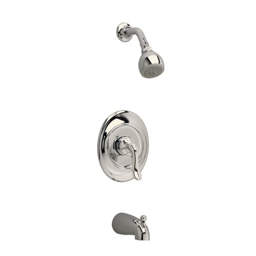 American Standard T508502.295 Princeton Bath and Shower Trim Kit Only, Satin Nickel