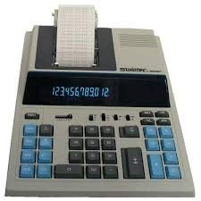 Swintec Desk Printing Model 4600 Calculator