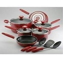 Farberware Silverstone 13-Piece Cookware Set
