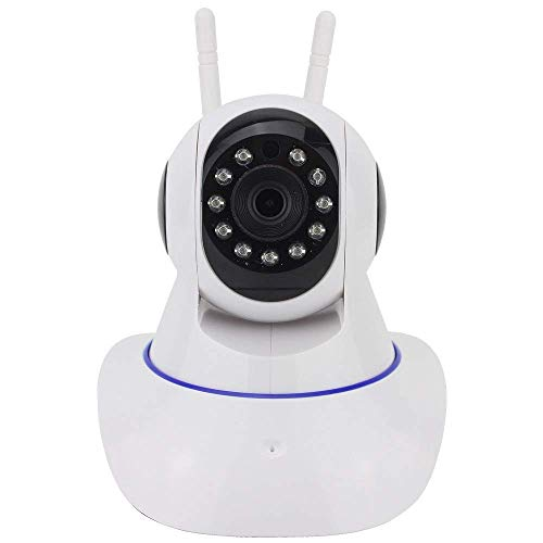 IP Wireless Smart Camera Double Antenna Home Security