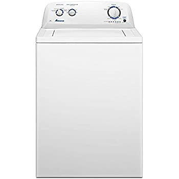 Amana NTW4516FW 3 5 Cu  Ft  White Top Load Washer