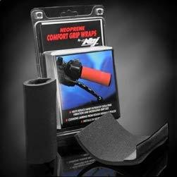 Neoprene Comfort Grip Wraps Black