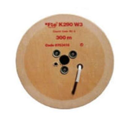 Fte-maximal k 290 w3 - Cable coaxial 750h diámetro 4,6 k290w3 pvc