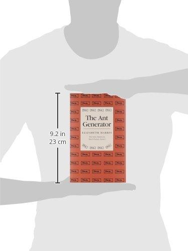 The Ant Generator Iowa Short Fiction Award Elizabeth Harris
