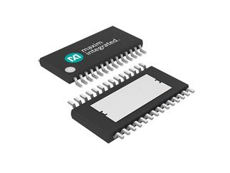 MAX5922 Series 160 mV Surface Mount Voltage Reference - TSSOP-28, Pack of 10 (MAX5922AEUI+)