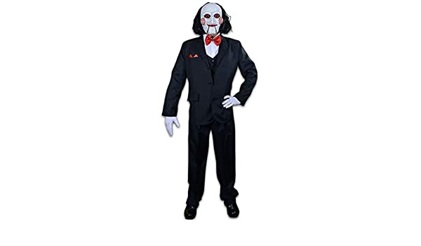 Trick or Treat Studios Saw Billy - Disfraz de marioneta para ...