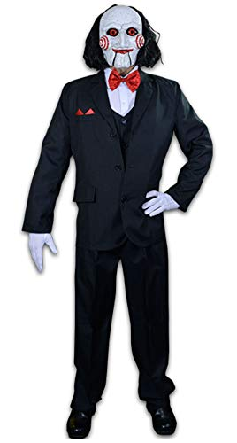 The Saw Costume (Trick Or Treat Studios Saw Billy Puppet Adult Costume)