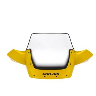 CAN-AM CARE 715001015 Yellow ATV High Windshield Kit