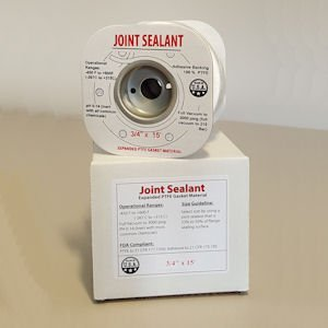 PTFE Joint Sealant - 5/8'' x 150' by ISA Sales & Service