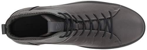 Ecco Uomo Mens Ii Sneaker Soft magnet Schwarz Black 8 A 51271 High Top Alto Collo rwrxvXdqTn