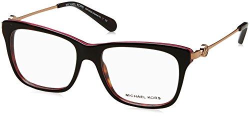 Michael Kors ABELA IV MK8022 Eyeglass Frames 3132-52 - Tortoise / ()