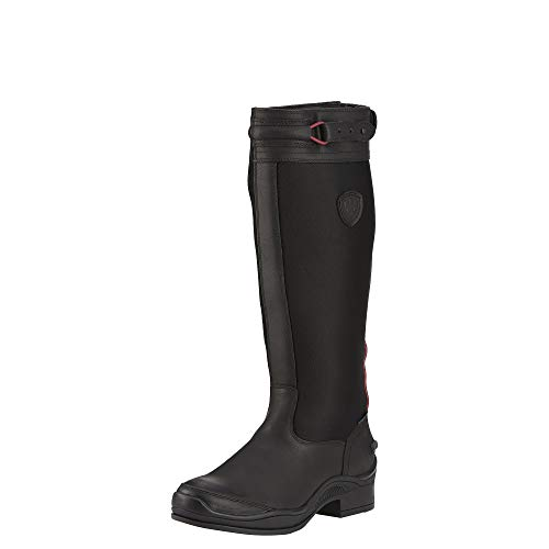 ARIAT Women's Extreme Waterproof Insulated Tall Riding Boot Black Size 10 B/Medium Us