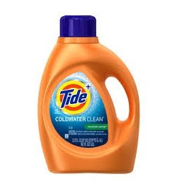 Tide + Coldwater Clean Detergent Mountain Spring - 48 Loads by Tide