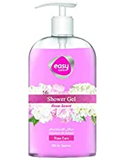 Easy Care Shower Gel With Rose Scent - 750 ml