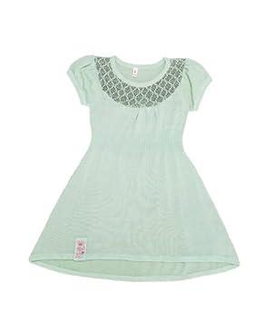 Micki Stricki Dress Tender Green Size 128 Amazoncouk Baby