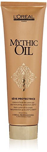 Loreal Professional Mythic Oil Seve Protectrice Heat Protectant - 5oz