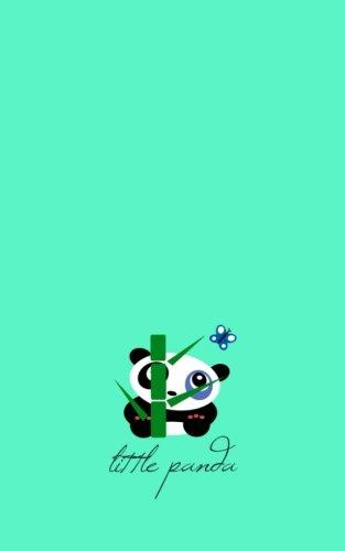 Little Panda: Gifts/Presents (Cute Cartoon Panda & Butterfly Ruled Notebook) (Kids 'n' Teens) PDF