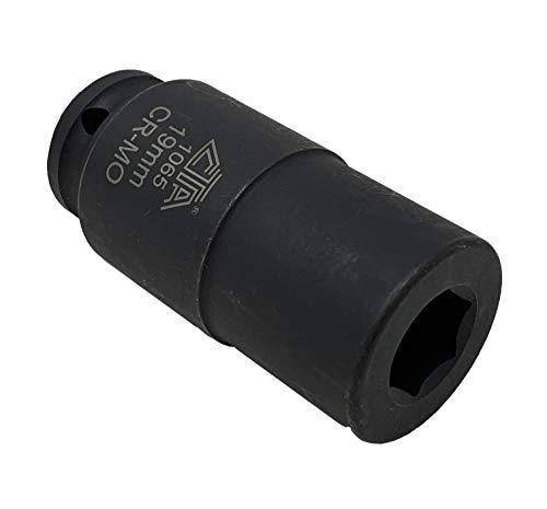 CTA Tools 1065 Crank Bolt Socket (19mm) (19mm Bolt)