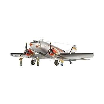 Revell 04697 - Maqueta de avión Militar C-47 Skytrain ...