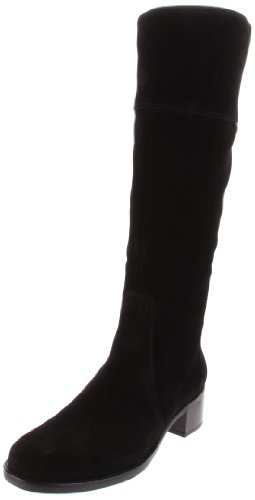 Womens Suede Boots - Cr Boot