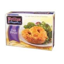 Phillips Frozen Crab Pretzel, 7 Ounce - 12 per ()