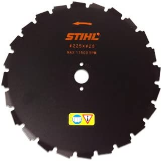 Stihl-desbrozadora sierra cincel diente 225 mm: Amazon.es ...